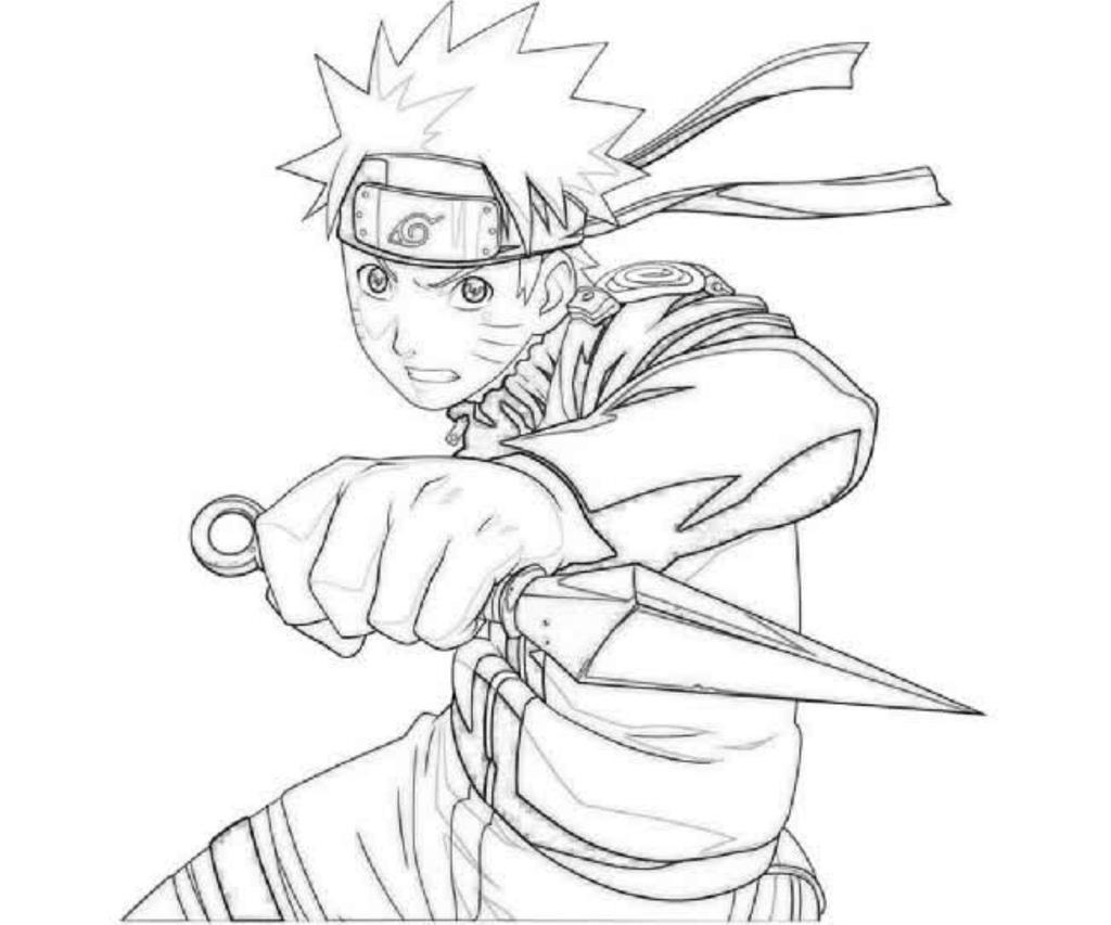 Naruto Coloring Pages Naruto Coloring Pages Publimas Co For Adults