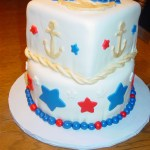 Navy Birthday Cake Navy Birthday Cake Cakecentral