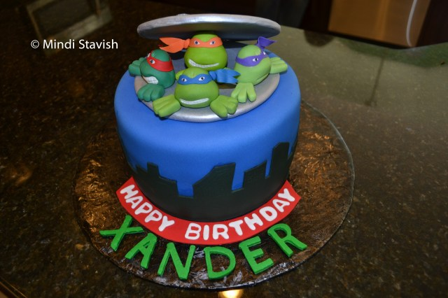 Ninja Turtles Birthday Cake 11 Teenage Ninja Turtle Cakes Photo Teenage Mutant Ninja Turtle