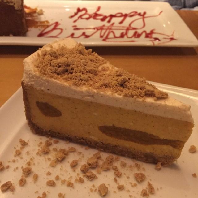 Olive Garden Birthday Cake Bills 70th Birthday At Olive Garden In Carson City Nevada 1030