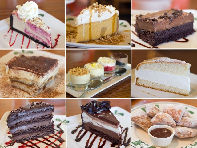 Olive Garden Birthday Cake We Try All The Desserts At The Olive Garden Serious Eats