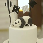 Panda Birthday Cake Happy Birthday Cake Child First Birthday Party Panda Style Cake