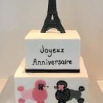 Paris Birthday Cake Paris Birthday Cake Cakecentral