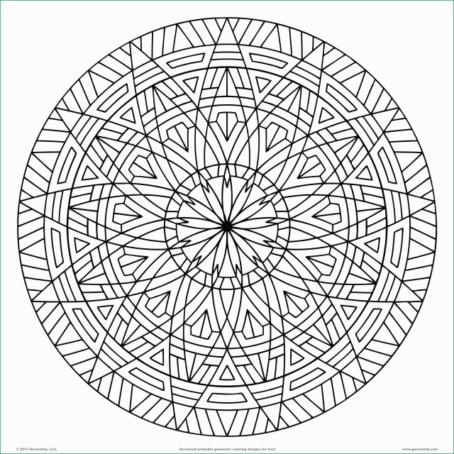 Pattern Coloring Pages Geometric Patterns Coloring Pages Pleasant Geometric Pattern