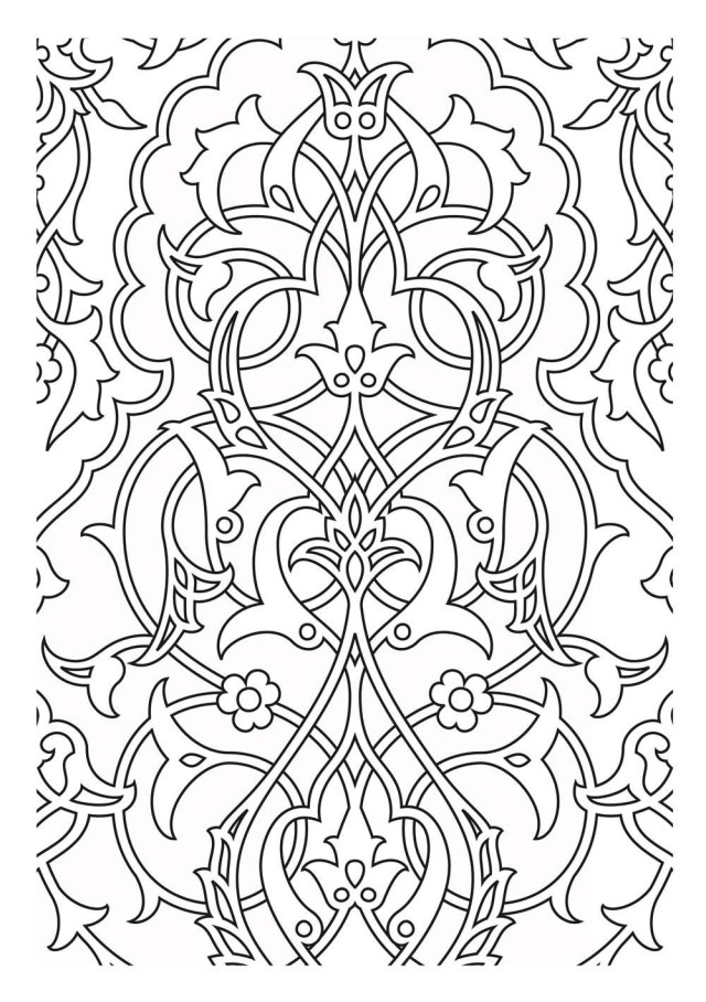 Pattern Coloring Pages Patterns Coloring Pages For Adults