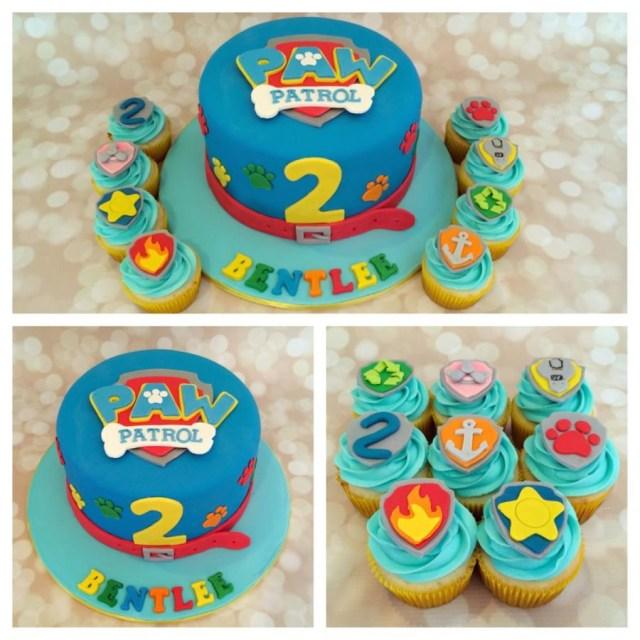 Paw Patrol Birthday Cake Toppers Paw Patrol 674 Cakes Cakesdecor