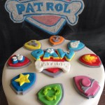 Paw Patrol Birthday Cake Toppers Paw Patrol Cake Topper Now With Tracker In 2018 Asa Birthday