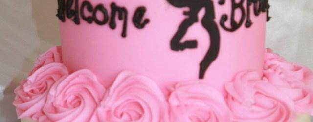 Pink Camo Birthday Cakes Welcome Ba Girl Camo Cake Cakes Ive Made Pinterest Ba