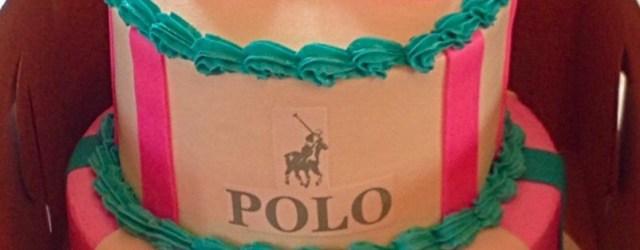 Polo Birthday Cake Polo Birthday Cake Cakes Sarahs Sweets Cake Birthday Cake