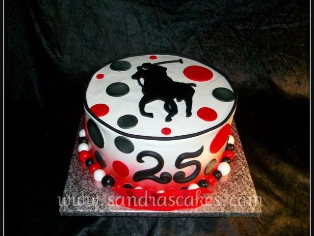 Polo Birthday Cake Polo Themed Birthday Cake Cakecentral