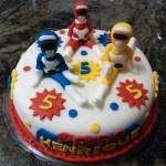 Power Rangers Birthday Cake 8 Power Ranger Birthday Party Cakes Photo Power Rangers Birthday