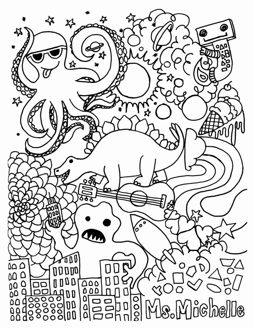 Free Printable Coloring Pages For Adults Nature Coloring And Drawing