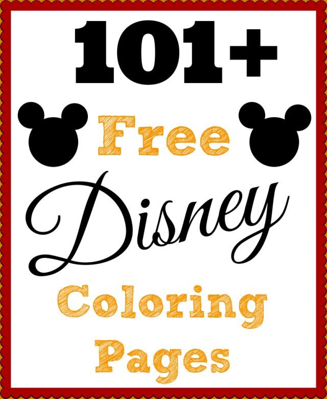 Printable Disney Coloring Pages 101 Free Printable Disney Coloring Pages The Diary Of A Real Housewife