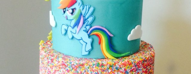 Rainbow Dash Birthday Cake Rainbow Dash Cake Buttercream Sweet For My Sweet Rainbow Dash