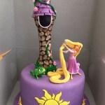 Rapunzel Birthday Cake Tarta Enredados Rapunzel Rapunzel Cake