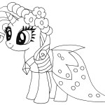 Rarity Coloring Pages Princess Rarity Coloring Page Free Printable Coloring Pages