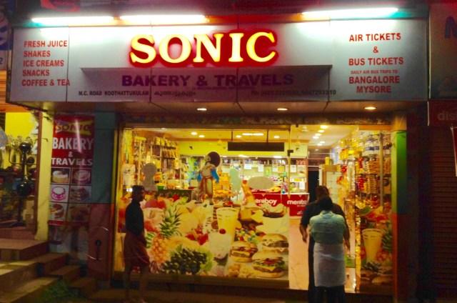 Sonic Birthday Cake Shake Sonic Bakery Koothattukulam Ernakulam Cake Shops Justdial