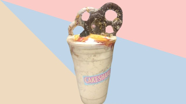 Sonic Birthday Cake Shake Vegan Milkshakes Now At Cake Shake Usas Latest New York City Location