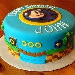 Sonic Birthday Cake Sonic Birthday Cake Ideas Wondercraftnetworks