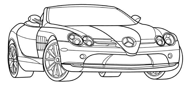 Sports Car Coloring Pages Sports Car Tuning 17 Transportation Printable Coloring Pages