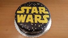 Star Wars Birthday Cakes How To Make Star Wars Cake Star Wars Fondant Cake Youtube