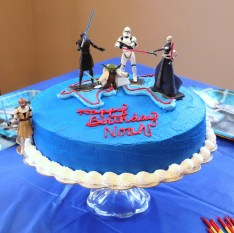 Star Wars Birthday Cakes Lovely Star Wars Cake Kit Floyddeanflycasting
