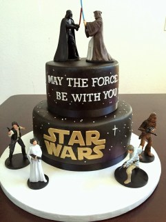 Star Wars Birthday Cakes Star Wars Cake Tutorial Cake Decoration Pinterest Star Wars