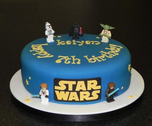 Star Wars Birthday Cakes Star Wars Cakes Decoration Ideas Little Birthday Cakes