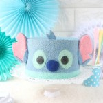 Stitch Birthday Cake Stitch Chiffon Cake For Your Next Birthday Party Disney Family