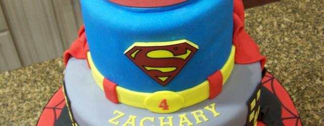 Superhero Birthday Cake Superhero Birthday Cakes Superhero Cake Spiderman Batman