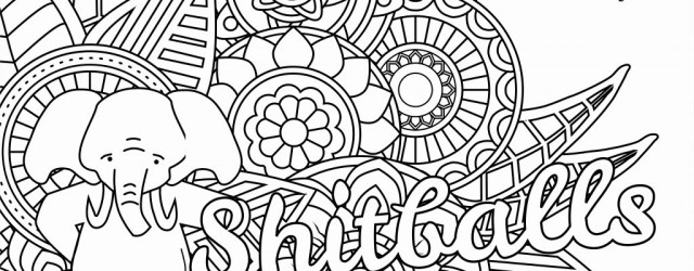 Swear Word Coloring Pages Coloring Pages Coloring Pages Printable Adults New Free Swear Word