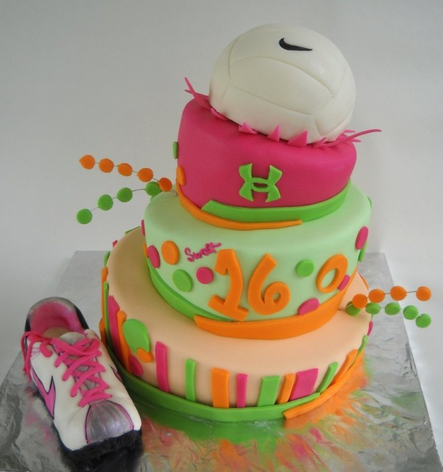Sweet 16 Birthday Cake 11 Super Sweet 16 Cake Ideas Your Teen Will Love