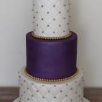 Sweet 16 Birthday Cake Sweet Sixteen 16 Birthday Cake Elegant Clean Plum Royal Purple And