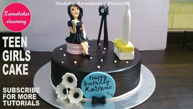 Teen Birthday Cake Birthday Cake Design For Teenage Girlhappy Birthday Cake Ideas