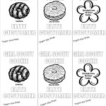 Thank You Coloring Pages Magnet Coloring Pages Beautiful Girl Scout Cookie Thank You Coloring