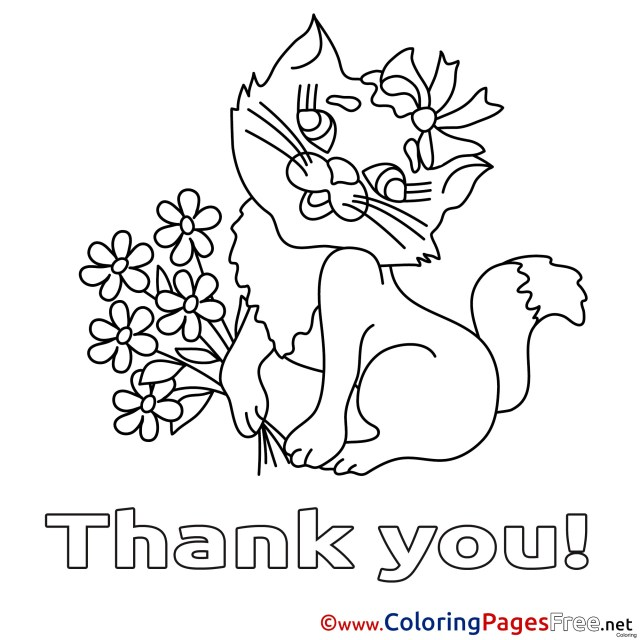 Thank You Coloring Pages Thank You Coloring Pages Zoloftonline Buy