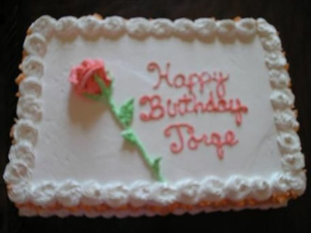 Tres Leches Birthday Cake Birthday Cake Also Tres Leches Cakecentral