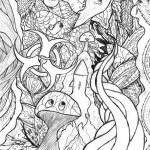 Trippy Coloring Pages Free Printable Trippy Coloring Pages At Getdrawings Free For