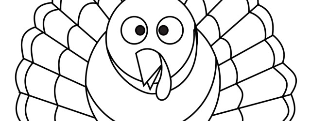 Turkey Color Page Cartoon Turkey Coloring Page Free Printable Coloring Pages
