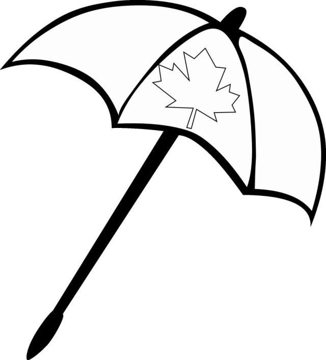 Umbrella Coloring Page Coloring Pictures Of Beach Umbrellas Fresh Umbrella Coloring Page