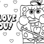 Valentine Coloring Pages To Print Valentine Coloring Sheets For Preschool Printable Coloring Page