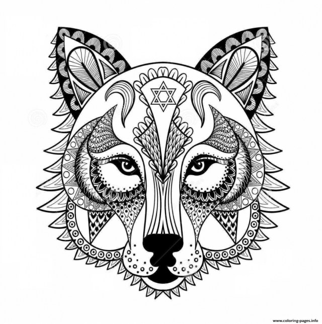 Wolf Coloring Pages For Adults 21 Wolf Coloring Pages For Adults Pictures Free Coloring Pages