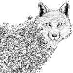Wolf Coloring Pages For Adults Coloring Page Adult Coloring Pages Wolf Best Of For Adults