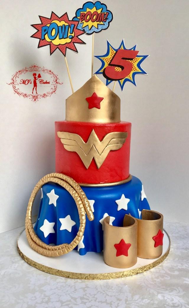 Wonder Woman Birthday Cake Wonder Woman Cake Cakes Wonder Woman Cake Wonder Woman