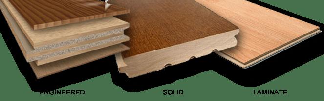Hardwood Floor Vs Laminate Hardwood Vs Laminate Vs Engineered