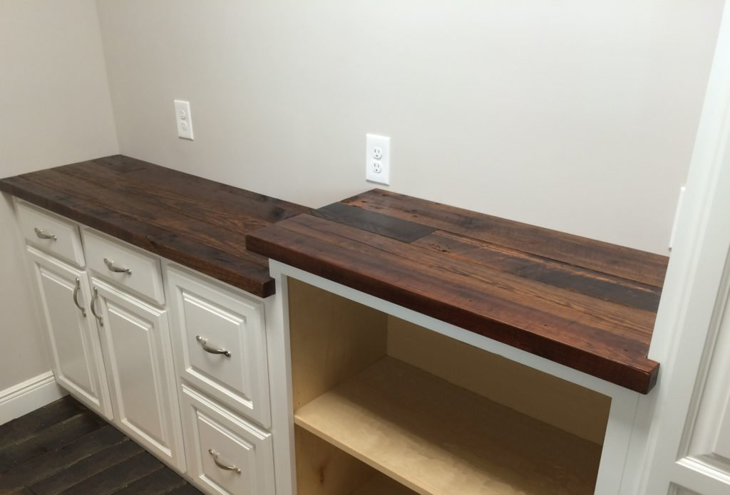 Counter Tops Dirty Top Pine