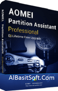 AOMEI Partition Assistant Unlimited Edition 7.5 With Crack Free Download(AlBasitSoft.Com)
