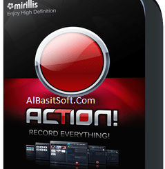 Mirillis Action! 3.1.3 With Serial Key Is Here Free Download(AlBasitSoft.Com)