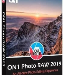 ON1 Photo RAW 2019.1 13.1.0.6264 (x64) With Serial Keys Free Download(AlBasitSoft.Com)