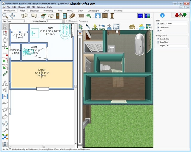 Avanquest Architect 3D Silver 20.0.0.1022 With Serial Keys Free Download(AlbasitSoft.Com)